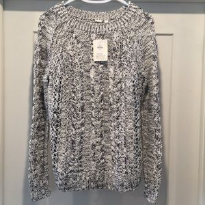 NWT GAP Chunky Knit Sweater